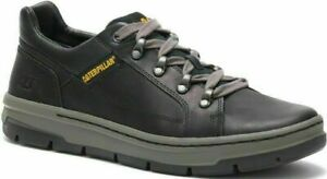 Mens Caterpillar Handson Casual Smart Leather Lace Up Shoes Size UK 7
