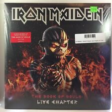 Iron Maiden - Book Of Souls: Live Chapter 3LP NEW