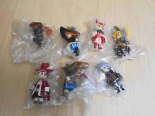 Lot of 7 Final Fantasy 3 Ⅲ Trading Arts mini Figure complete set
