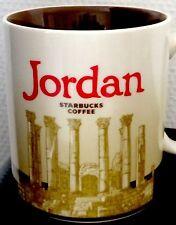 Starbucks City Cup Mug JORDAN JORDANIEN 2016 16oz/473 mL Schön und TOP
