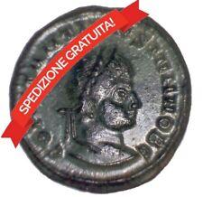 Costantino II  Cesare  317-340d.C. Fraz. Follis – Moneta Votiva