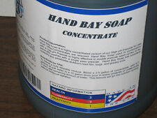 1 GALLON JUG OF HAND BAY HYPER CONCENTRATE AUTOMATIC & SELF SERVE CARWASH SOAP