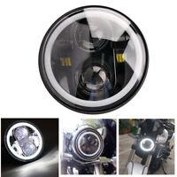 5.75''LED Scheinwerfer 5-3/4Zoll Hi/Lo DRL Motorrad Für Harley Davidson