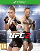 EA Sports UFC 2 (MICROSOFT XBOX ONE VIDEO GAME) *NEW/SEALED* FREE P&P