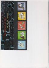2003 ROYAL MAIL Presentation Pack DNA segreto della Vita MINT FRANCOBOLLI decimale