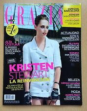 GRAZIA SPAIN,Kristen Stewart,Pixie Geldof,Jacquelyn Jablonski,Poppy Delevingne