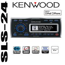 KENWOOD kmr-700u Marine iPod/iPhone/USB/AM/FM reveiver BARCA YACHT Radio