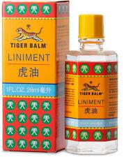 Baume du Tigre (Tiger Balm) - 1 Huile Liniment 28ml