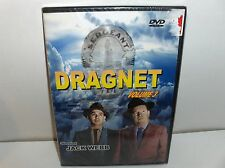 Dragnet-3 Episodes`Staring Jack Webb``Volume 3`New Factory Sealed`DVD>Free To US