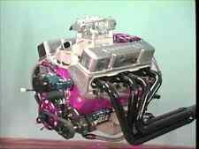 Building The 650 HP  383 / 388 Chevy Small Block  7 Hr Twin Disc DVD