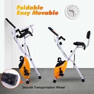 BTM Folding Cycling Exercise Bike Indoor Fitness Training X Bike