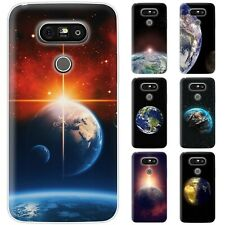 Dessana Earthing World TPU Silicone Protective Cover Phone Case Cover For LG