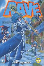 manga STAR COMICS RAVE  numero 22