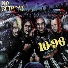 10-96 – No Retreat / Beer City Records CD – BCR 21