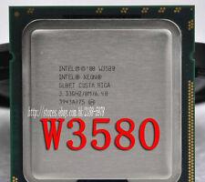 Intel Xeon W3580 3.33GHz 8MB Cache 6.40GT/s SLBET CPU Server Processor CPU