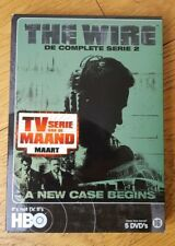 The Wire - Series 2 - Complete (DVD, 2005, 5-Disc Set, Box Set)