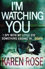 I'm Watching You, Acceptable, Karen Rose, Book