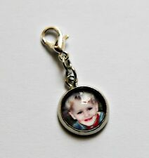Personalised Photo Charm *Your Photos* clip on lobster clasp *Thomas Sabo etc*