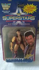 WWF WWE Jakks First Series Razor Ramon Scott Hall Original Verpackt