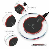 Wireless Charger Pad for iPhone 11 XS XR 8 Phone Accessories Qi Phone Charger