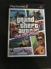 Grand Theft Auto: Vice City Stories (PS2) | Game+Box+Manual | Tested & Working