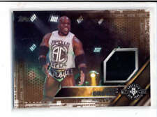 APOLLO CREWS 2016 TOPPS NXT TAKEOVER GOLD EVENT WORN RELIC #03/50 AB9997