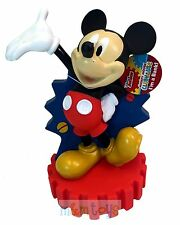"Disney Mickey Mouse 10"" Molded Money Saving Coin Bank Licensed Product"