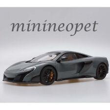 AUTOart 76047 MCLAREN 675 LT 1/18 MODEL CAR CHICANE GREY