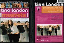 Tina Landon Vol. 1 Muevete Spanish (DVD, 2003) Spanish Language Edition! NEW!