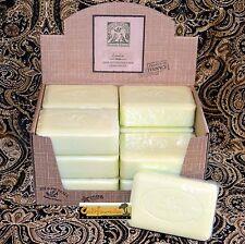 Pre de Provence LINDEN FLOWER Case 12 x 250 Gram French Soap Bath Shower Bars XL