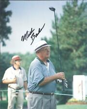 Miller Barber Signed - Autographed Golf 8x10 inch Photo - Greg Tucker COA