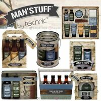 Technic Man 'Stuff Men's Bath & Body Toiletry Gift Sets Christmas Xmas Gifts