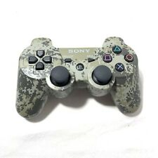 Sony Playstation PS3 Sixaxis DualShock 3 OEM Controller Camo Free and Fast Ship