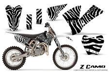 KTM SX85 SX105 2004-2005 GRAPHICS KIT CREATORX DECALS ZCAMO WNP