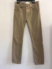 LEVI'S 510 SKINNY Jeans •KHAKI• Boys 14 - 27W 27L