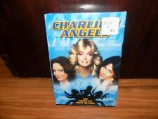 Charlies Angels - The Complete First Season (DVD, 2003, 5-Disc Set) NEW!