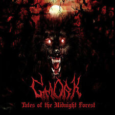 "Gmork ""Valle of the Midnight Forest"" CD [Russian death/black metal assault]"