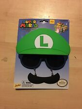 Super Mario brothers (Luigi) shades
