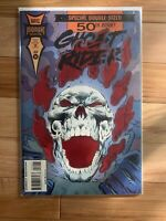 Ghost Rider (1994) (Vol. II) (Collectors-Die Cut Foil) 50th issue Double Sized