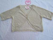 Girls Pumpkin Patch  sparkly  cardigan Size 2,3,4,5 & 6
