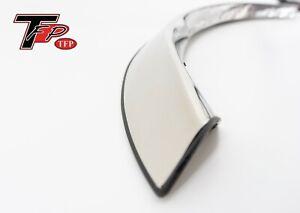 """1995-1998 Chevrolet S10 Blazer Stainless Steel Fender Trim Moldings 1.6"""" Width"""