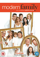 Modern Family Season 8 [2017] (DVD)