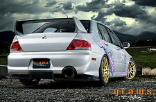 Mitsubishi Lancer Evo VI VII VIII IX CARBON FIBER Diffuser /Undertray for Racing