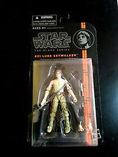 Star Wars The Black Series #21 Luke Skywalker Action Figure