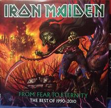 Iron Maiden-del miedo a la eternidad-Nuevo Limitado Triple Vinilo Lp imagen Disco