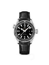 Schwarze OMEGA mechanische (automatische) Armbanduhren