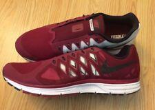 Mens Nike Zoom Vomero 9 Running Shoes Maroon Black White #659373-602 US 18