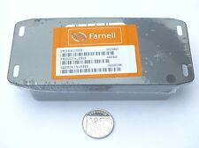 Hammond Black 1590BFLBK IP54 Watertight Flanged Lid Diecast Box 112 X 60 X 31m