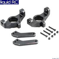 351004 Front Black Chassis Brace Aluminum: LOSI MTXL LOS351004