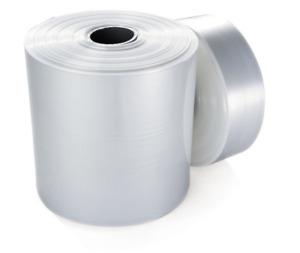 Heavy Duty 500g CLEAR Polythene Layflat Tubing - Full Range Of Sizes -Buy Direct